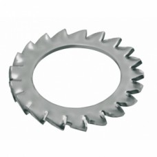 Rondelles éventail AZ inox A4 - Pour vis Ø 4 mm