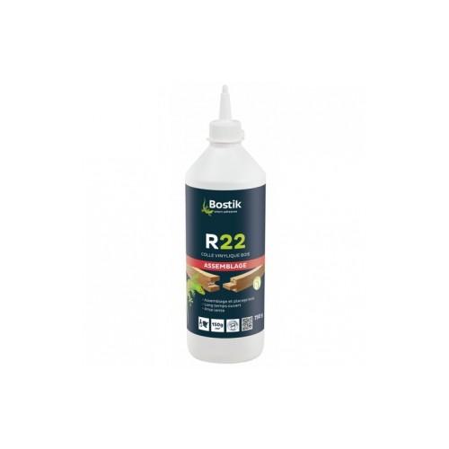 Colle vinylique R 22 prise lente - BOSTIK