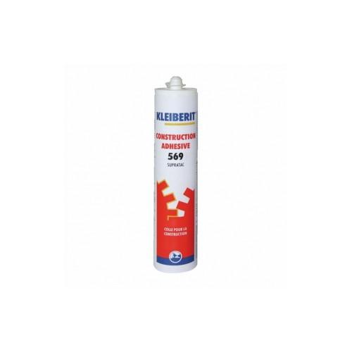 Colle polyuréthane Supratac 569 cartouche 310ml - KLEIBERIT
