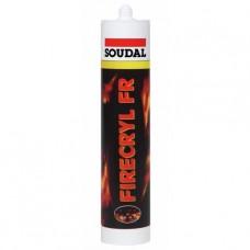 Mastic coupe-feu acrylique Firecryl 310 ml