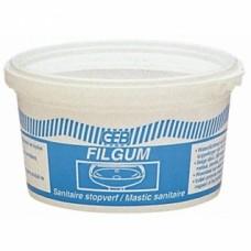 Mastic sanitaire Filgum pour bondes : pot 200 g