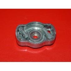 Bloc cliquet lanceur aluminium M8x52mmx15mm