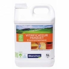 Vitrificateurs parquet environnement Incolore mat - 1 litre