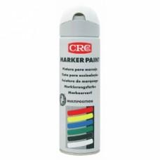 Peintures pour marquage provisoire Marker Paint aérosol 500ml -  Teinte : Blanc