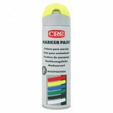 Peintures pour marquage provisoire Marker Paint aérosol 500ml -  Teinte : Jaune fluo