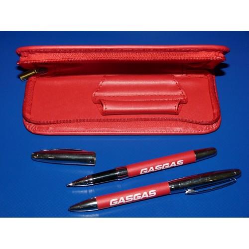 Parure de 2 stylos à bille Gasgas