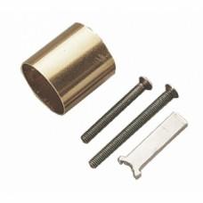 Kit de rallonges pour serrures à cylindre rond MATCH - Longueur 45/50 (mm)