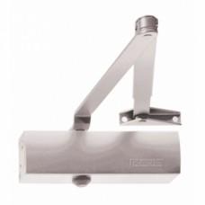Ferme-porte complet bras compas TS 1500 - Argent