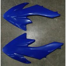 Carénage gauche bleu
