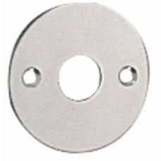 Rosaces embouties pour aluminium poli - Bec-de-cane
