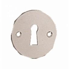 Rosaces embouties pour aluminium poli - Clé L