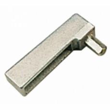 Clé pour verrouilleur M6/4 pour oscillo-battants bois