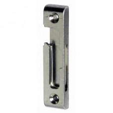 Gâche antidécrochement KD-9-32466-00-L-3 pour oscillo-battants bois ou PVC