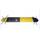 Ralentisseur modulaire Fast 60 jaune et noir