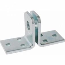 Porte-cadenas équerre en acier cémenté type 115