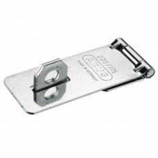 Porte-cadenas articulé en acier type 200 - Dimensions 95 x 39 mm