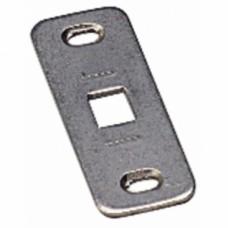 Gâche basse pour verrou pour menuiserie aluminium Dator