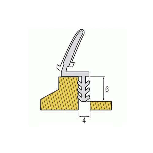 Joint Silicone En Rouleau joints silicone - pose en rainure sur le dormant