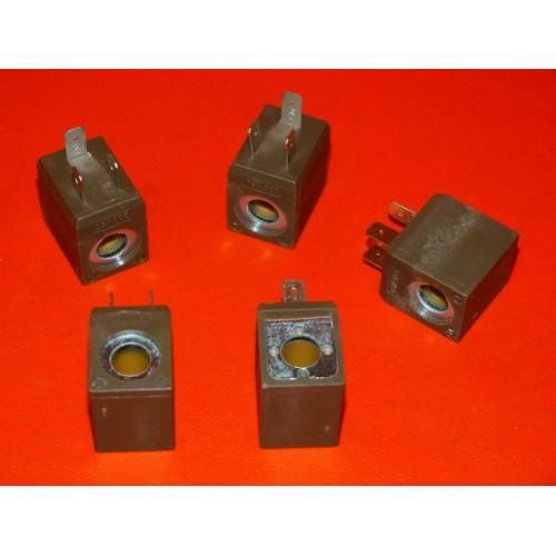 Bobines x5 électrovannes CEME 4w 230volt Ø10mm