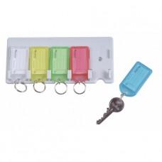Porte-clés à étiquettes