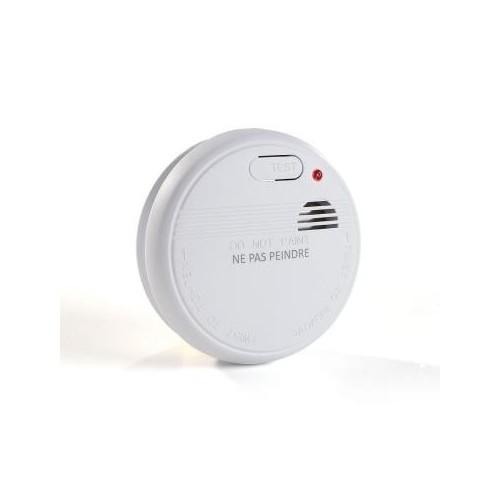 Detecteur de fumée normes EN14604