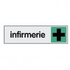 Plaquettes signalétiques -Infirmerie