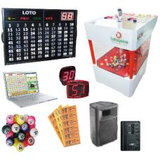 Location de matériel pour Loto, Bingo,Rifle
