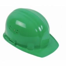 Casques de chantier polyéthylène - Vert