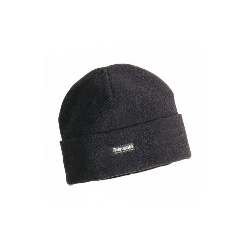 Bonnet polaire noir Kara