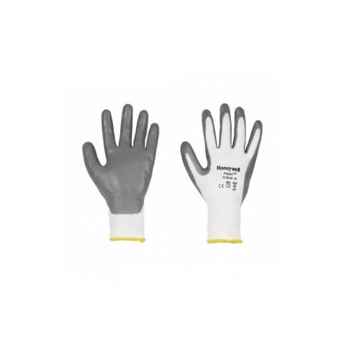 Gants milieu humide huileux blanc POLYTRIL - Taille 8