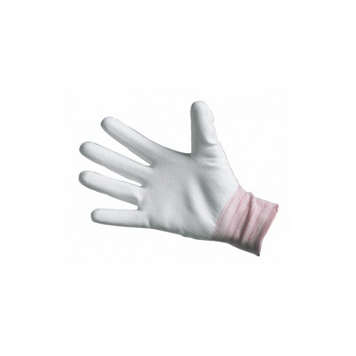 Gants manutention fine blanc HyFlex® Lite - Taille 8