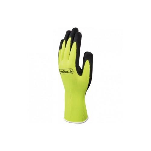 Gants manipulation fine Apollon noir / jaune - Taille 10