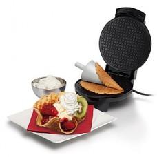 Gaufrier de cornet de glace ou déco culinair