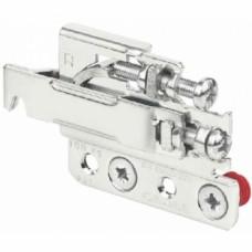 Ferrures de fixation d'éléments hauts - Rail de fixation 875 - Droite