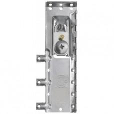 Ferrures de fixation d'éléments hauts - Fixations 816 - boitiers seuls - Droite