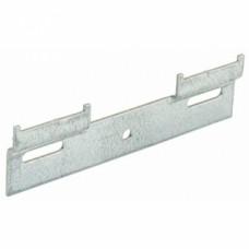 Ferrures de fixation d éléments hauts - Crémaillères de suspension - Type L