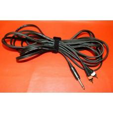 Câble Kenwood 1 ou 2 RCA et jack mono