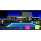 Cube LED à couleurs changeantes