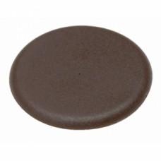 Excentriques - Caches plats Ø 16,5 mm - Marron foncé - Boîte de 100