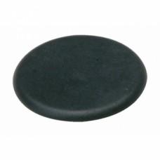 Excentriques - Caches plats Ø 16,5 mm - Noir - Boîte de 100
