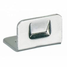 Butée pour serrures de porte en verre Z 23