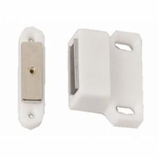 Loqueteaux M320/GP3 - pose en applique - Blanc