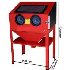 Cabine de sablage 220 litres