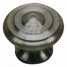 Boutons ronds rustiques fer 1538 - Ø 15 mm
