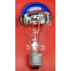 Ampoule calotte argentée