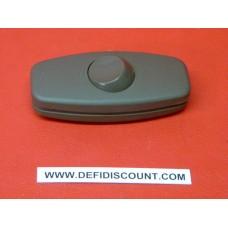 Interrupteur à bascule marron 2A 250v