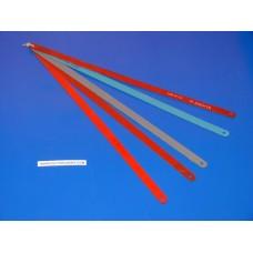 Lames de scie à métaux vendu x10  300mm panachée