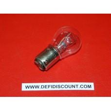 Ampoule voiture stop veilleuse 12v 21w/5w Bay15d