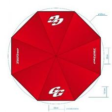 Parapluie Ø120cm rouge Gasgas