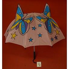 Parapluie papillon enfant